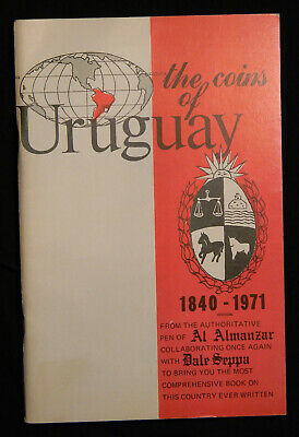 Book: The coins of Uruguay 1840-1971; by Almanzar and Seppa (1971)