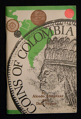 Book: Coins of Colombia, 1973, by Almanzar and Seppa