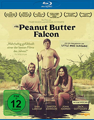 VARIOUS-THE PEANUT BUTTER FALCON BD - (GERMAN IMPORT) (US IMPORT) Blu-Ray NEW
