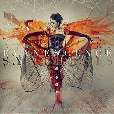 Evanescence-Synthesis-Box Set/Cd+Dvd- (Us Import) Cd New