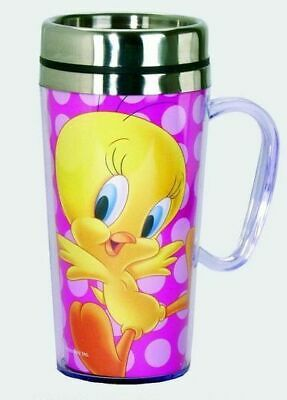 Tweety Bird Travel Mug (Acrylic)