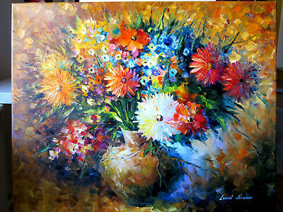"Original Ölgemälde Von Leonid Afremov 216: ""Slowing Time"""