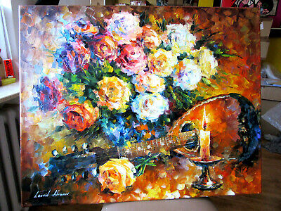 "Original Ölgemälde Von Leonid Afremov 216: ""The ""Dance Of Light"""