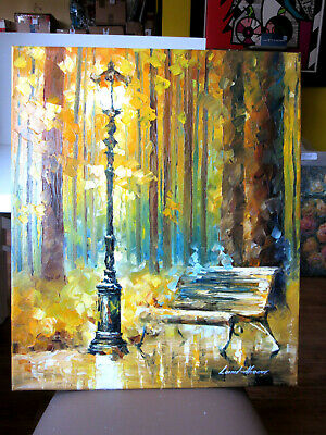 "Original Ölgemälde Von Leonid Afremov 216: ""Light And Passion"""