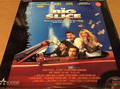 The Big Slice -  Laserdisc  NEW Sealed Mint