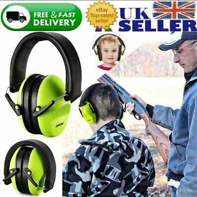 MPOW Kids Child Hearing Protection Folding Headband Ear Muffs Ear Defender