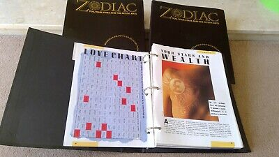 Zodiac - You, Your Stars & the Mystic Arts 3 Binders