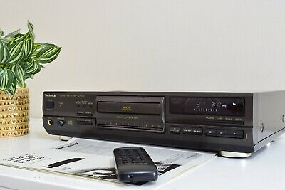 Technics Sl-Pg590 Compact Cd Player With Remote &Optical Out.