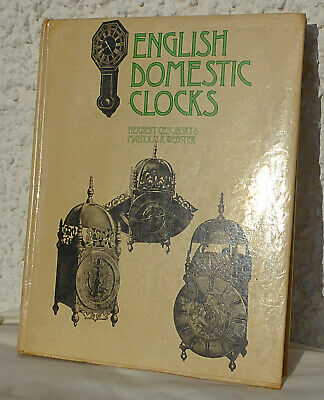 'English Domestic Clocks' By Herbert Cescinsky & Malcolm R. Webster 1969 Edition