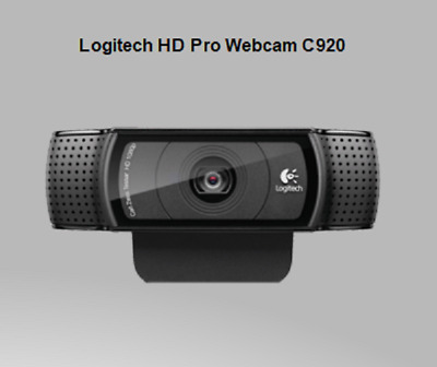 Logitech C920 HD Pro Webcam ***USED***