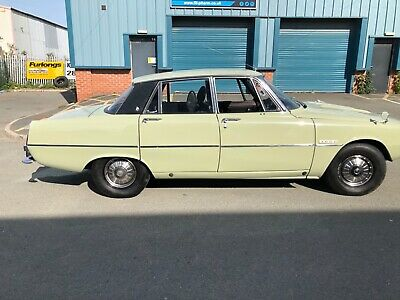 ROVER p6 v8 3500 only covered 51.000 miles from new classic  drives superb