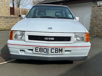1988 Vauxhall Nova 1.6 GTE - Immaculate - full history and a genuine 42k Miles