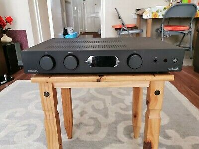 Audiolab 6000A Integrated Amplifier with DAC and Bluetooth Black