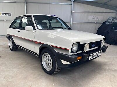 1982 Ford Fiesta XR2 MK1 immaculate example only 65k Miles