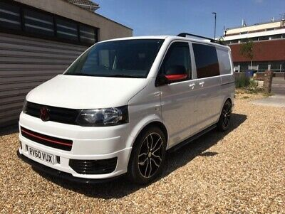 Vw T5 Campervan, Brand New Conversion, 74K, Lovely Looking Van Ready To Explore