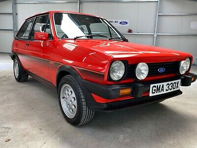 1982 Ford Fiesta XR2 MK1 Immaculate example only 60k Miles