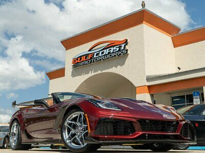 2019 Corvette ZR1 LOADED with Options! 3ZR Equipment Group, ZTK Track Package, 8-Speed Auto