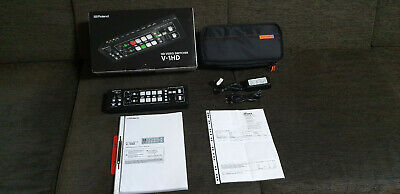 Roland V-1HD 4 Kanal Full HD Switcher - m. Garantie !!!