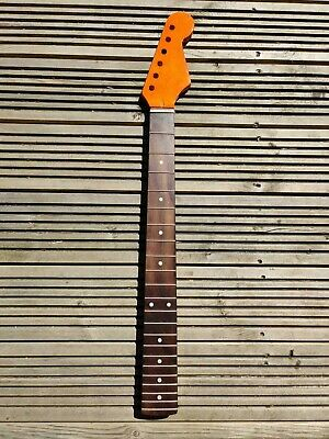 Strat Stratocaster Grade A Canadian Maple Guitar Neck - Factory Second