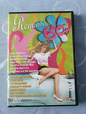 DVD Remember the 60
