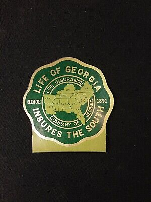 Life Of Georgia Insurance Company Vintage Needle Sewing Pack