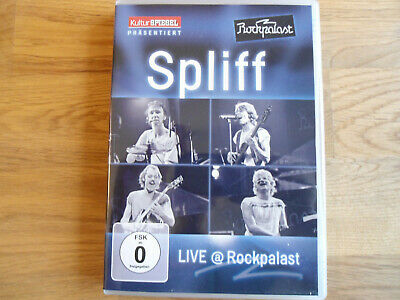 Live At Rockpalast (KulturSPIEGEL Edition) von Spliff (2012)