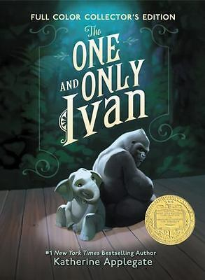 The One and Only Ivan Full-Color Collector's Edition by Applegate, Katherine in