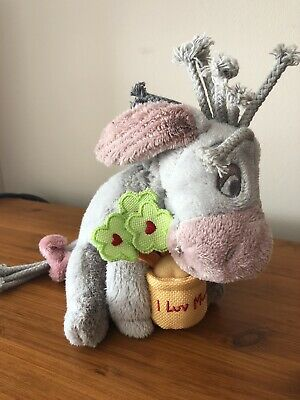Disney I Love My Mummy Winnie The Pooh Eeyore Plush Soft Toy Gift Or Toy