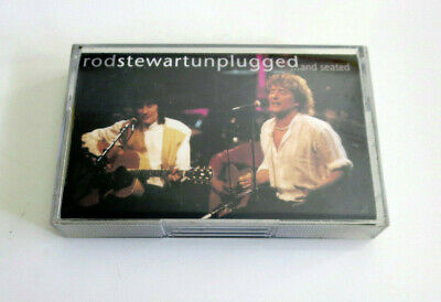 Rod Stewart – Unplugged ... And Seated - Cassette Tape Album - HX Pro NR - 1993