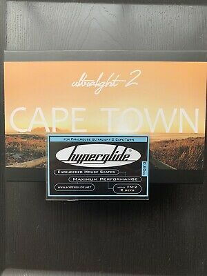 Finalmouse Ultralight 2 Cape Town Hyperglides *1 Set*