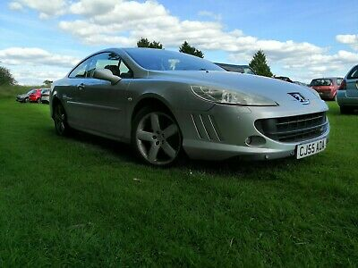 2006 Peugeot 407 2.7HDi V6 GT Coupe Auto 205 BHP After big service