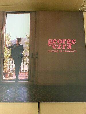 GEORGE EZRA – STAYING AT TAMARA'S VINYL Ex Condition All Round . Played Once