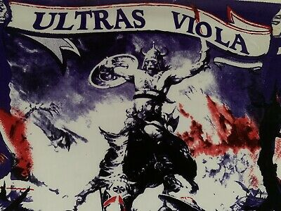 Fiorentina Ultras Viola Football Scarf