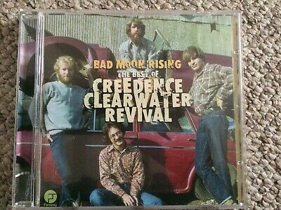 Creedence Clearwater Revival ( The best of ) Bad Moon Rising - CD