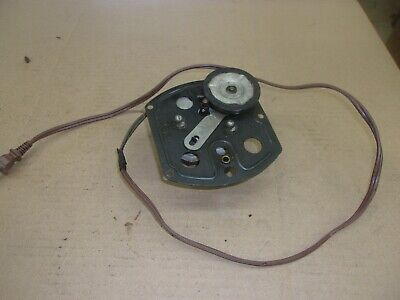 AMI A-B-C-D Turntable Motor Assembly Tested Working . Jukebox