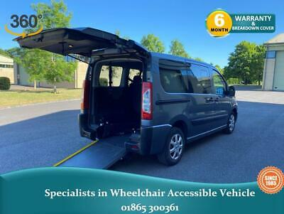 Peugeot Expert Tepee 2.0HDi Wheelchair Accessible Vehicle, Mobility car