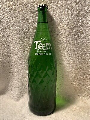 FULL 28oz TEEM ACL QUILTED SODA BOTTLE PEPSI-COLA PRODUCT