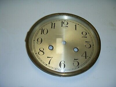 Clock Dial, Bezel And Glass