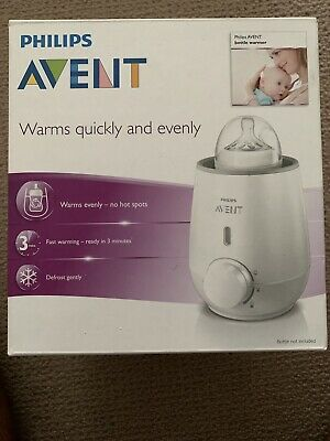 Avent 240V Electric Bottle and Baby Food Warmer - White + EXTRA!!!