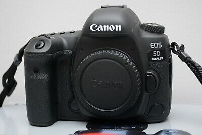 Canon EOS 5D Mark IV with Canon Log 30.4MP Digital SLR Camera - Black (Body Onl…