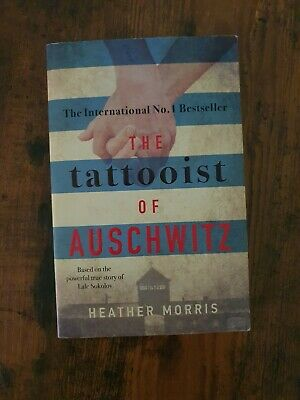 The Tattooist of Auschwitz (Paperback) Book by Heather Morris