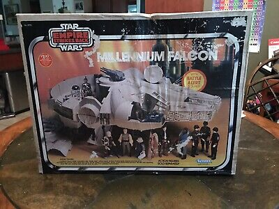 vintage kenner star wars millennium falcon Sealed