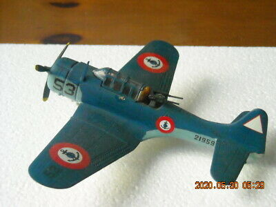 1:72 Built French SBD Dauntless, French Navy, Indochina