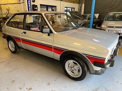 1981 Ford Fiesta 1.3 SuperSport immaculate example only 43k Miles