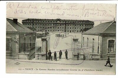CPA-Carte Postale-FRANCE- Nancy-  Caserne Blandan VMO17184