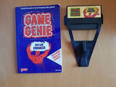 Details about  GAME GENIE + MANUAL - Nintendo NES Accessory - PAL Version