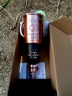 Tito's Vodka Of Austin Texas Bar  Tap Handle New In Box.Free Priority Shipping