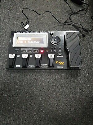 Roland GR-55 Multi-Effects Guitar Synthesizer