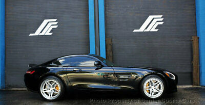 2017 Mercedes-Benz AMG GT AMG GT S Coupe 2017 Mercedes Benz AMG GTS CeramicBrakes 12KMiles 144MonthFinancing AcceptTRades