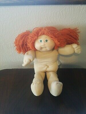 Cabbage patch doll 1985